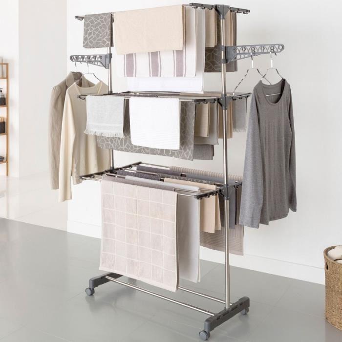 uscator de rufe pratik living sechoir athena. Black Bedroom Furniture Sets. Home Design Ideas
