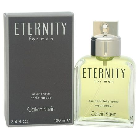 After Shave Eternity for Men, Calvin Klein, 100 ml