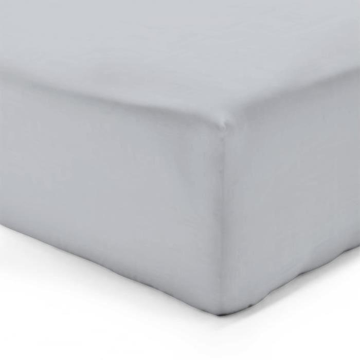 husa saltea vision drap housse light grey 180 x 200 cm. Black Bedroom Furniture Sets. Home Design Ideas