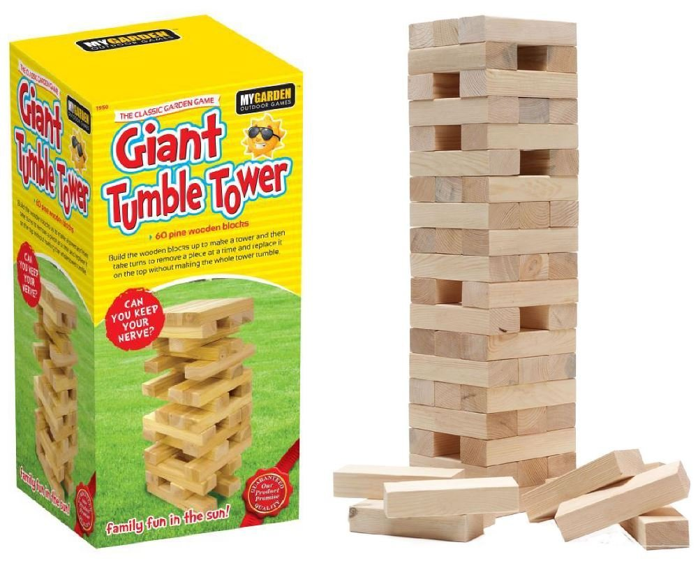 Joc MyGarden Giant Tumble Tower