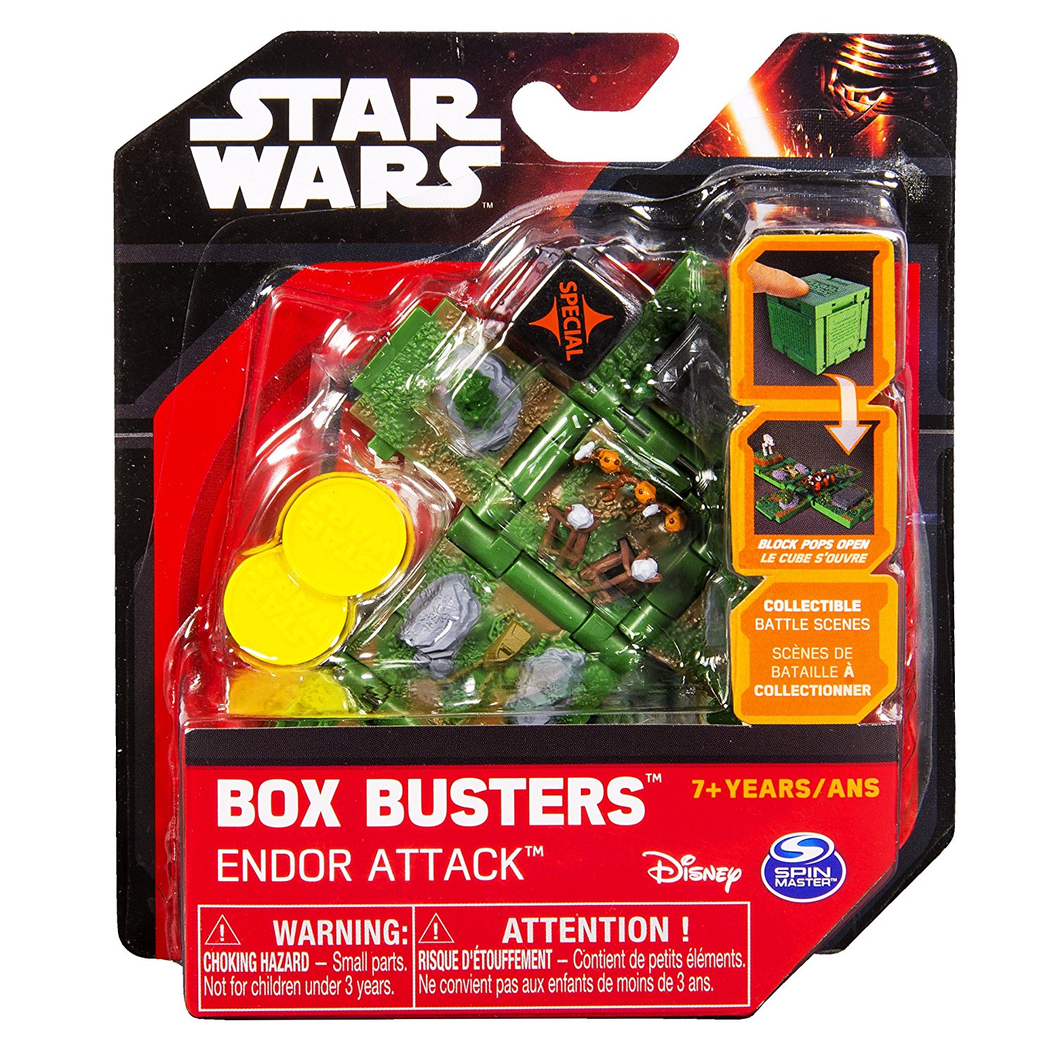 Star Wars Box Busters, Endore Attack